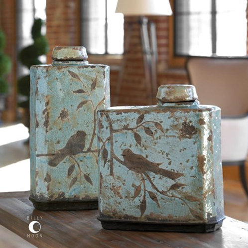 Uttermost FREYA CONTAINERS, S/2  19547
