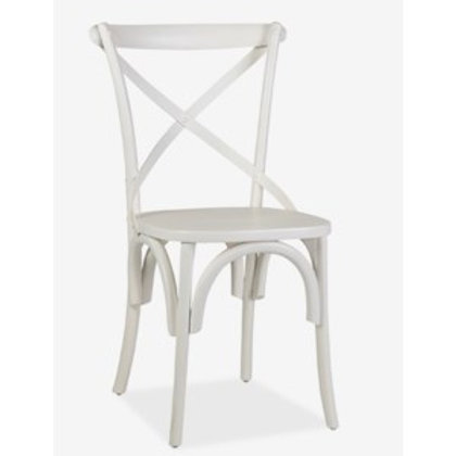 Jeffan Lowry Dining Chair #SD-64352-WH