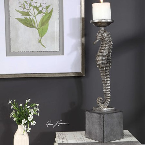 Uttermost SEAHORSE CANDLEHOLDER #17515