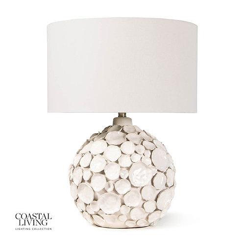 Regina Andrew Lucia Ceramic Table Lamp 13-1366WT