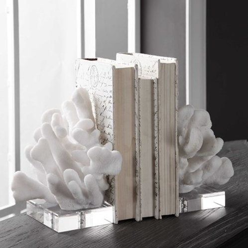 Uttermost CHARBEL BOOKENDS, S/2  17549