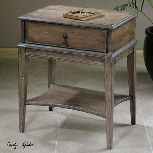 Uttermost HANFORD SIDE TABLE #24312