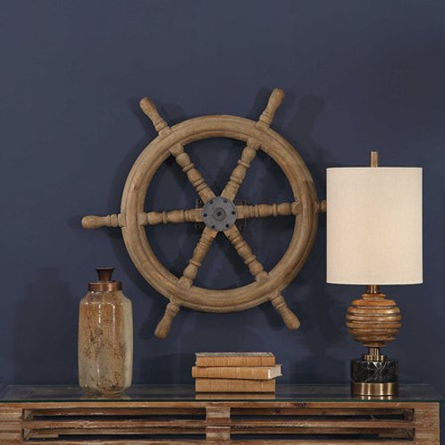 Uttermost SAILOR WOOD WALL DECOR #04175