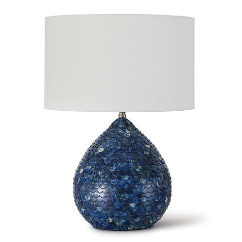 Regina Andrew Sirene Table Lamp 13-1326 BLU