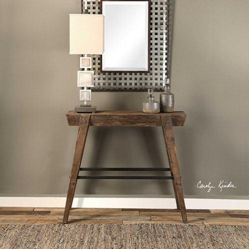Uttermost HAYES CONSOLE TABLE #24836