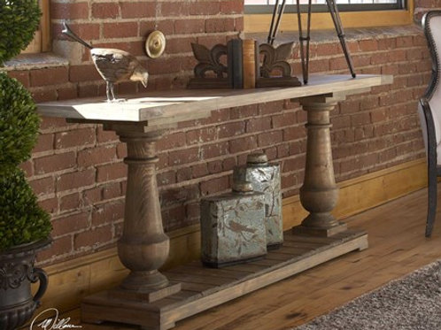 Uttermost STRATFORD CONSOLE TABLE #24250