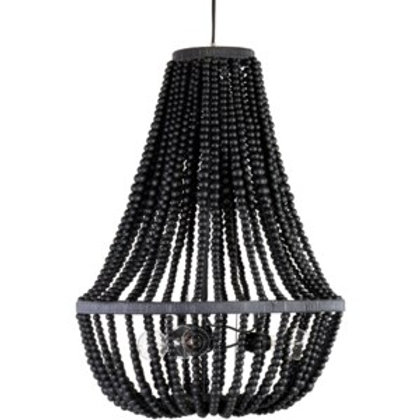 JEFFAN Juliet Collapsible Chandelier #LM-7010-BL