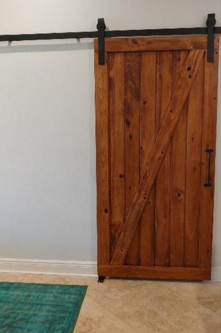 Single Big Z Door
