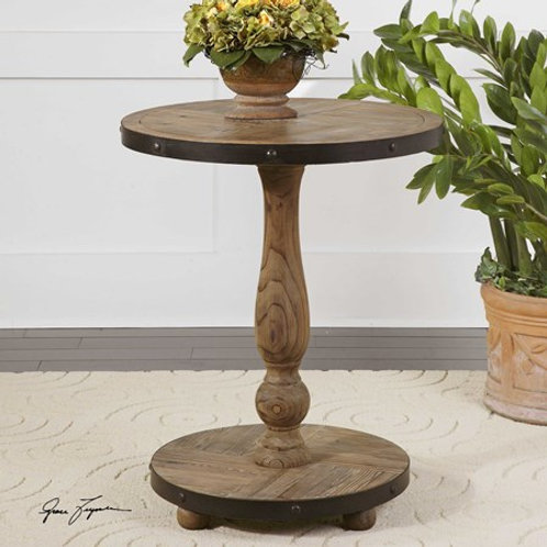 Uttermost KUMBERLIN LAMP TABLE #24268