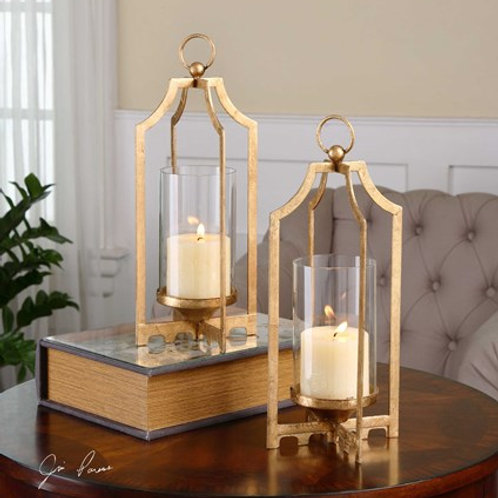Uttermost LUCY CANDLEHOLDERS, S/2  19957