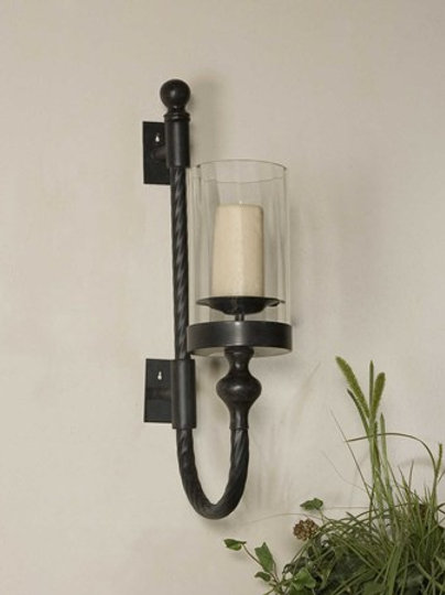 Uttermost GARVIN CANDLE SCONCE #19476