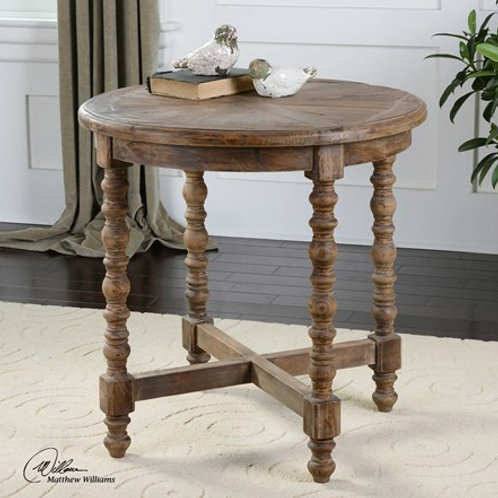 Uttermost SAMUELLE END TABLE #24346