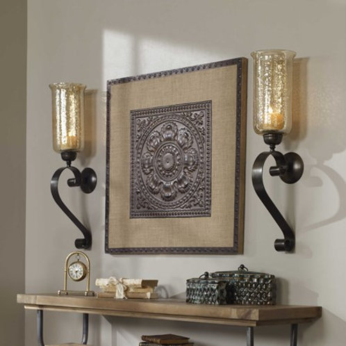 Uttermost JOSELYN CANDLE SCONCE #19150