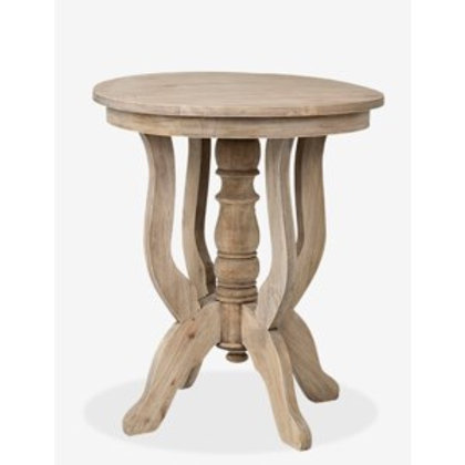 JEFFAN Promenade Round Side Table #DF-PRR510