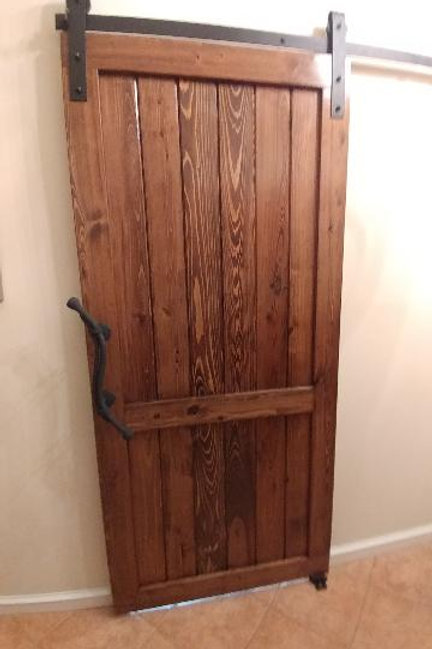 Floridian Single Door