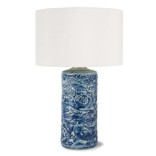 Regina Andrew Zodiac Ceramic Table Lamp 13-1309