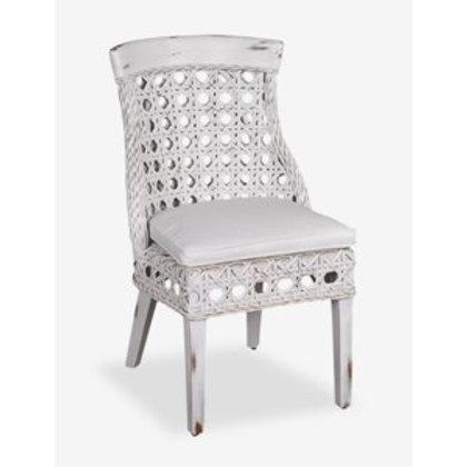 Jeffan Sahara Side Chair #UT-SH-101-WA (2 perBox)
