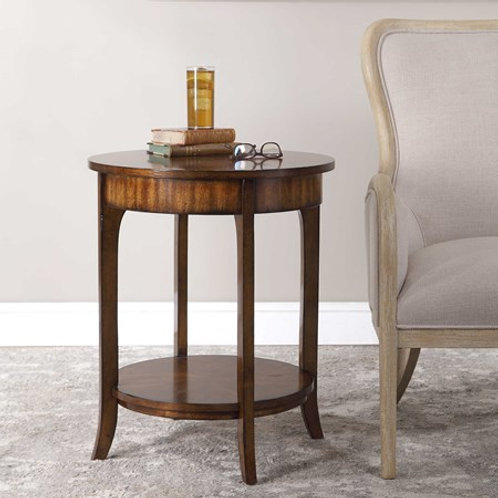 Uttermost CARMEL LAMP TABLE #24228
