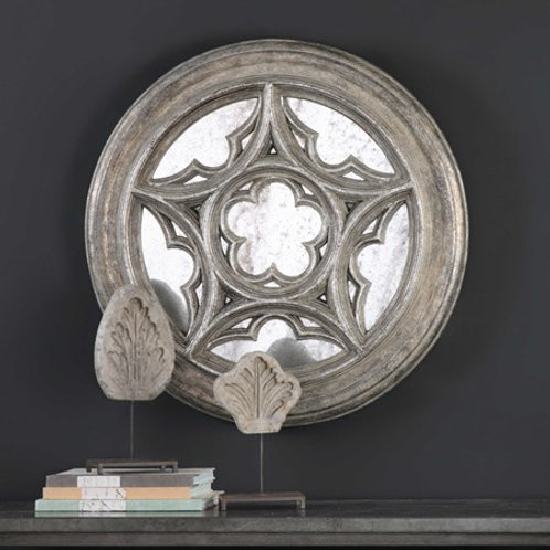 Uttermost MARWIN MIRRORED WALL DECOR#04097