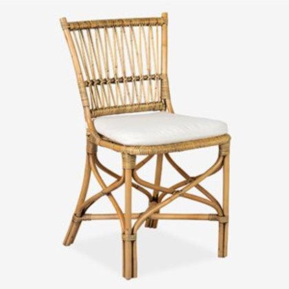 Jeffan Boda Rattan Side Chair #SD-53010-HN