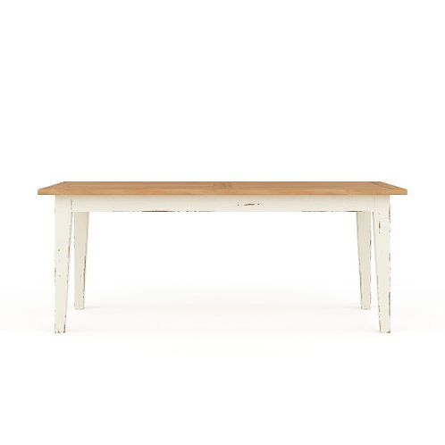 Bramble Eton Dining Table #27570WHDDRW