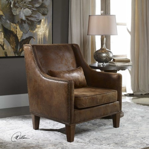 Uttermost CLAY ARMCHAIR #23030