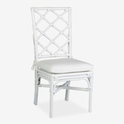 Jeffan Pembroke Rattan Side Chair #SD-70906