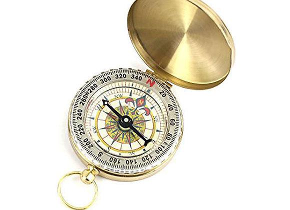 Compass (Pure Copper)