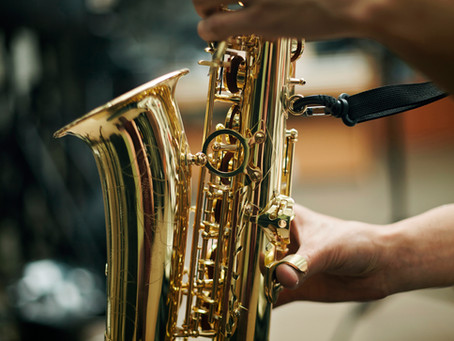 Wind and Brass Play Day includes 'Five Pieces for Wind Instruments'