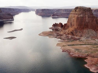 Should Coloradoans Care about Water Levels in Lake Powell?