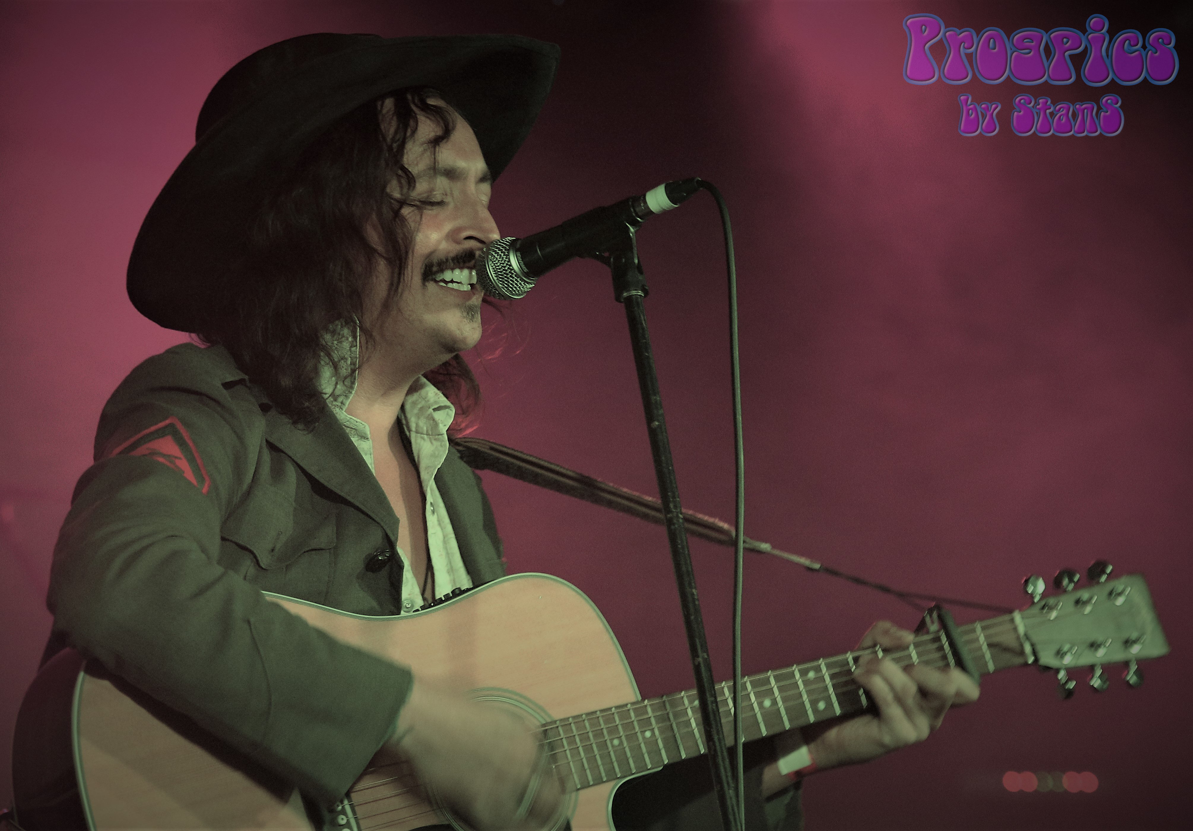 Aaron Brooks at Winter's End, Chepstow 2