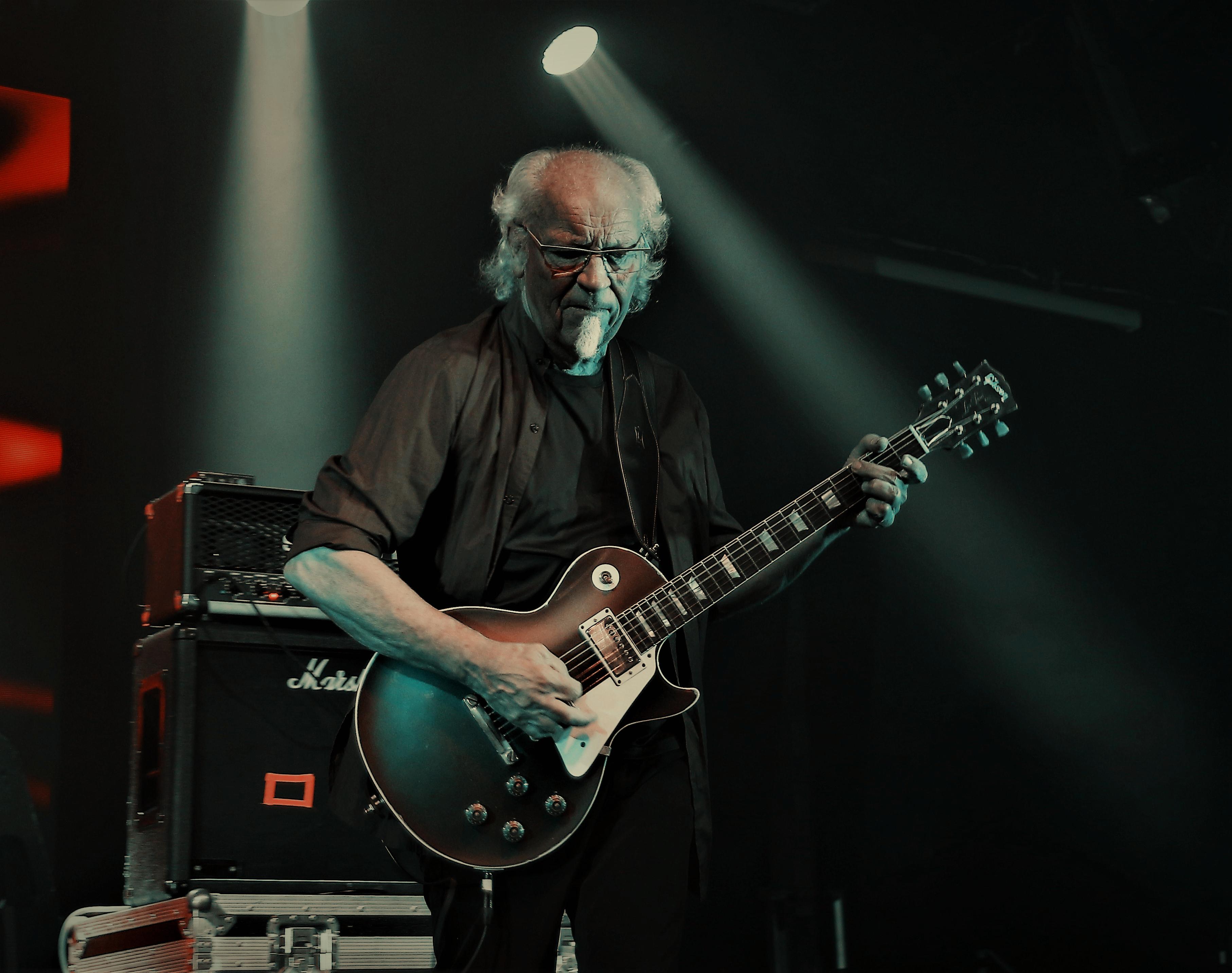 Martin Barre Band - HRH Prog VII (8)