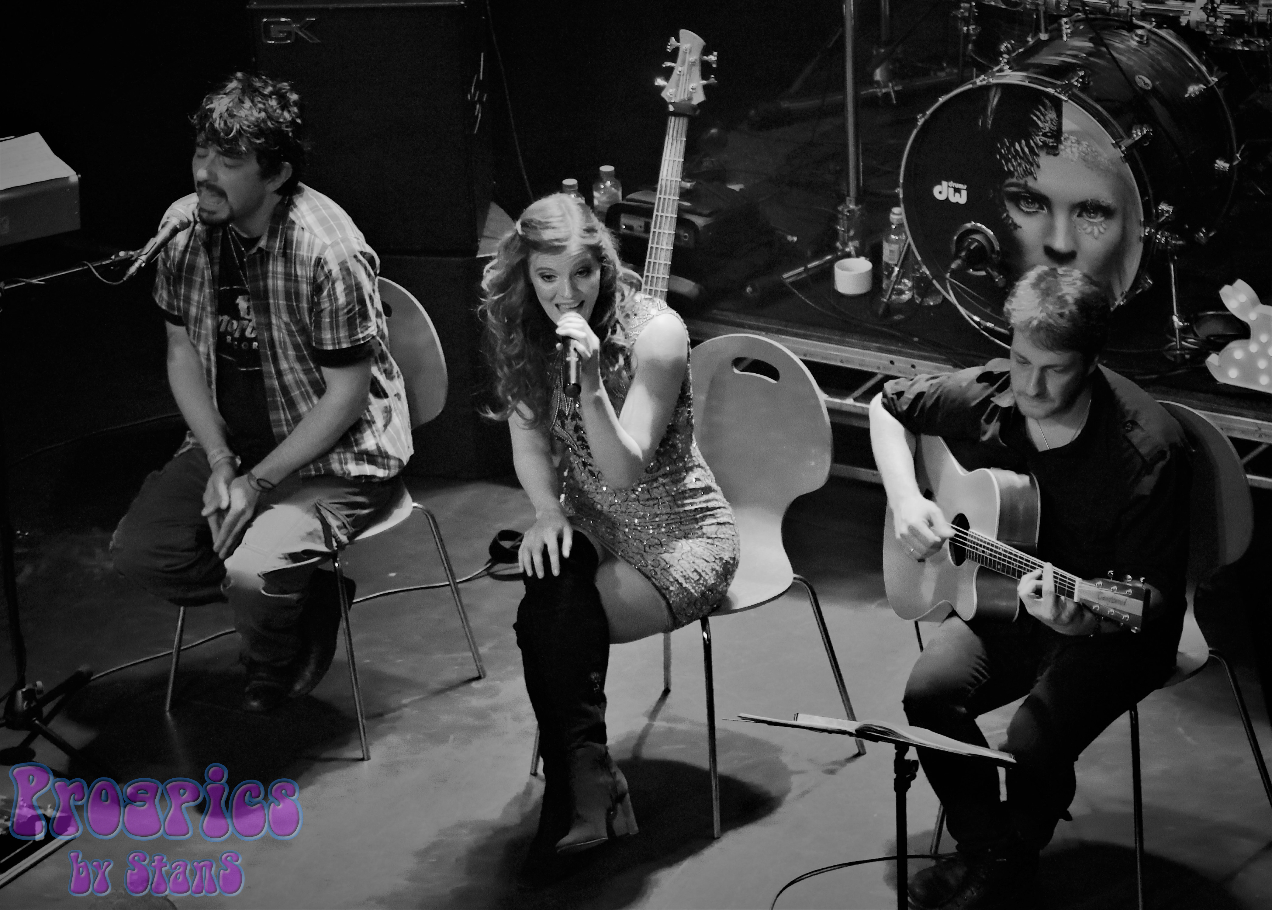 Hayley Griffiths Band at Citadel St