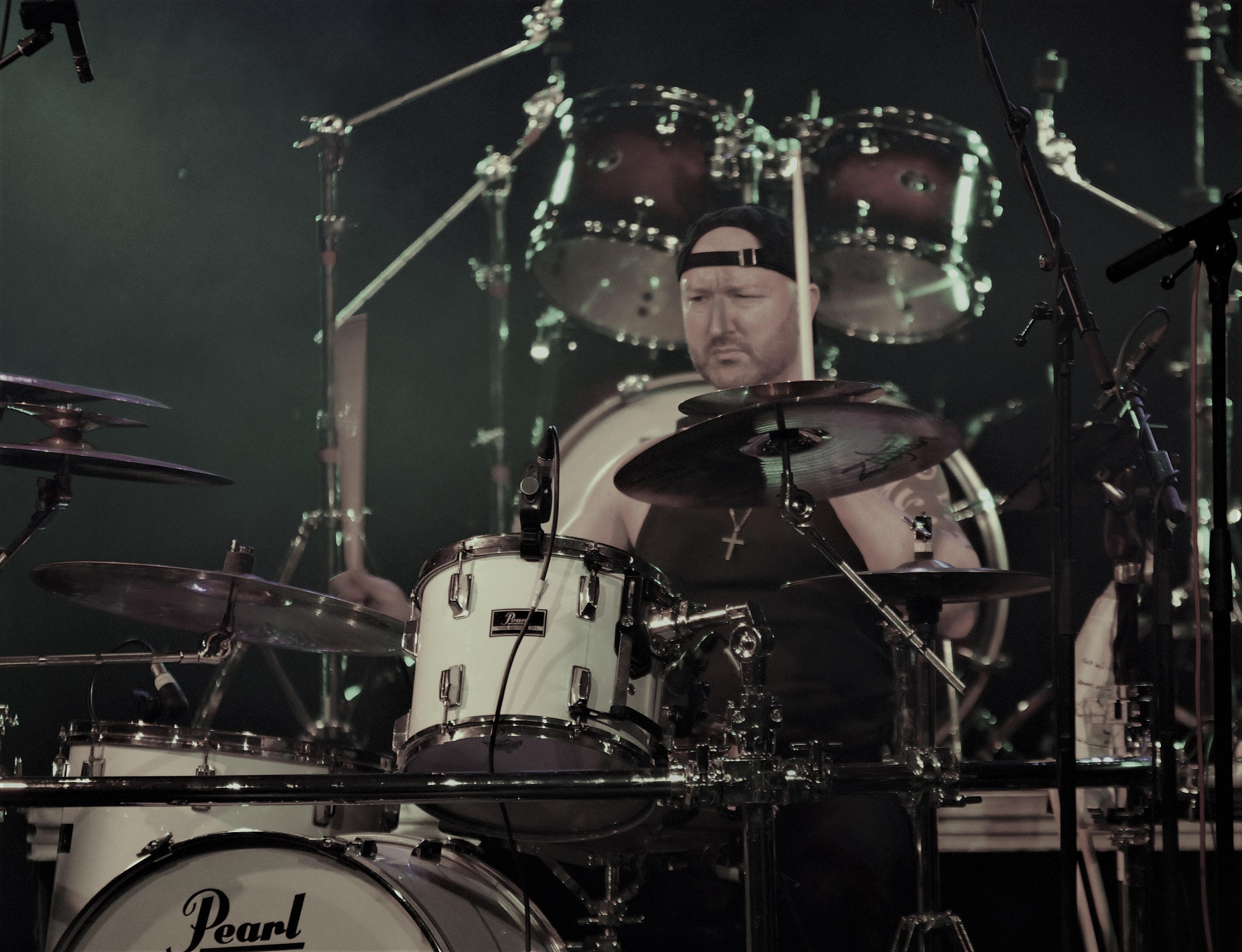 Dec Burke Band at Fusion 2019 (2)