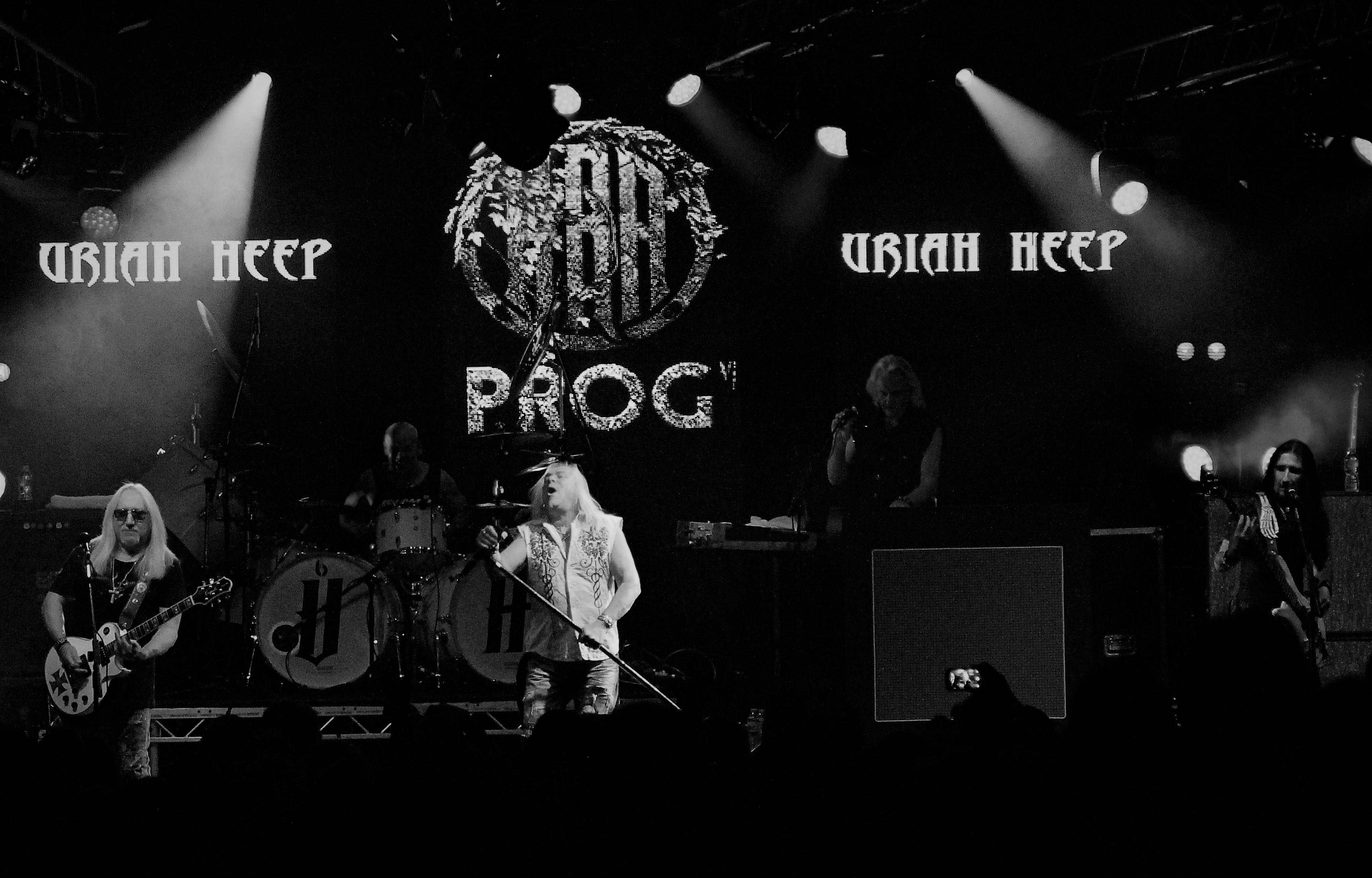 Day 2 - Main Stage_6 - Uriah Heep (1)