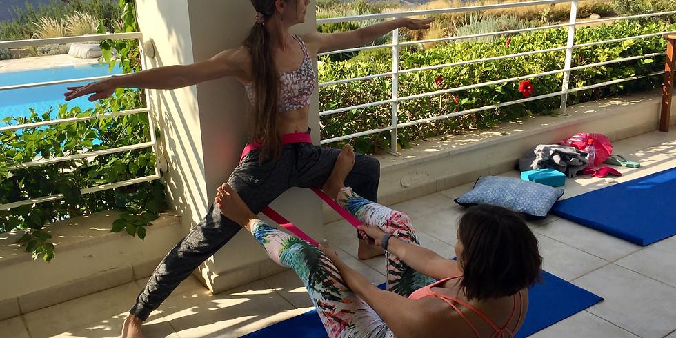 Yoga Retreat to Cyprus