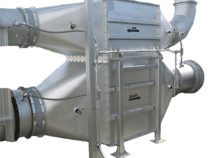 Industrial waste heat recoveryng