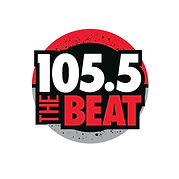105.5 The Beat Logo
