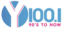 Y100.1 Logo