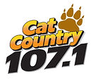Cat Country 107.1 Logo