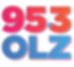 95.3 OLZ Logo