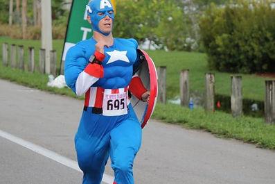 Captain America Runner