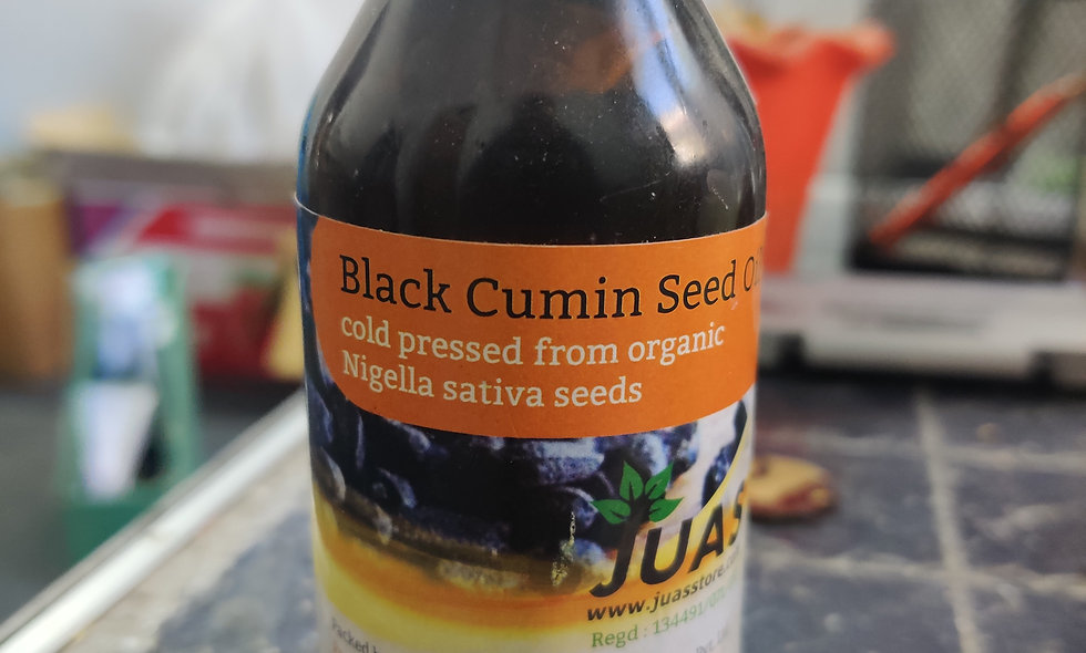 Black Cumin Seed Oil - 120ml