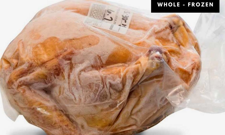 Frozen - Local Chicken - 1kg
