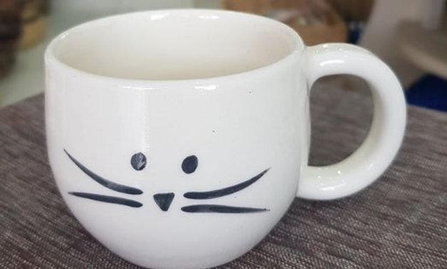 Cat Mug by Artisan