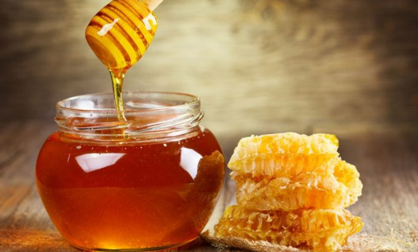 Mustard Honey - 1kg