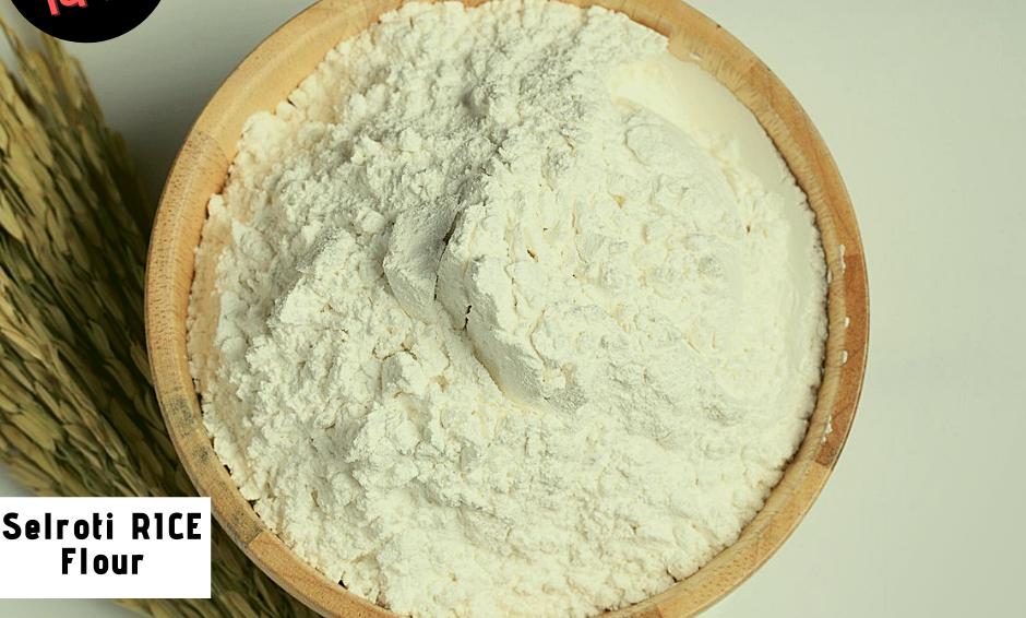 Premium Selroti Rice Flour - 2kgs
