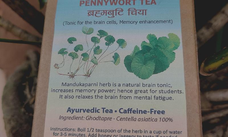 Pennywort Tea - 100g