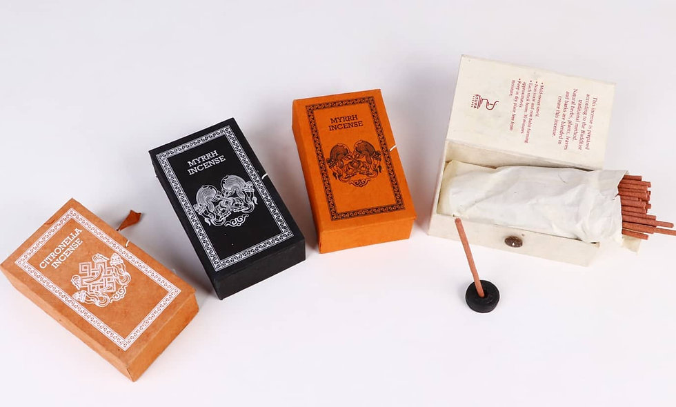 Cintronella Dhoop by Artisans
