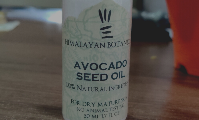 Avocado Seed Oil - 50ml